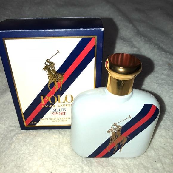 3d171bb85479c Ralph Lauren Polo Blue Sport Cologne for Men